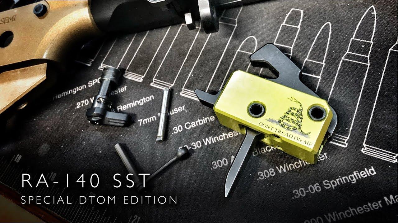 Rise Armament DTOM Trigger