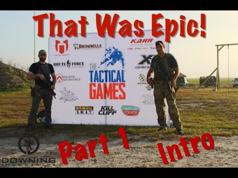 NC Tactical Games, Part 1-Intro