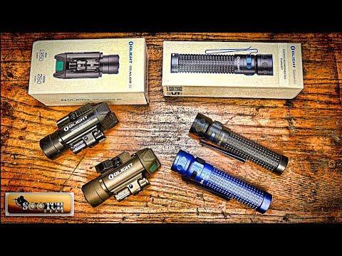 Olight 30-40% Flash Sale Baton Pro Oct 1 & Baldr Pro Flashlight Oct. 4