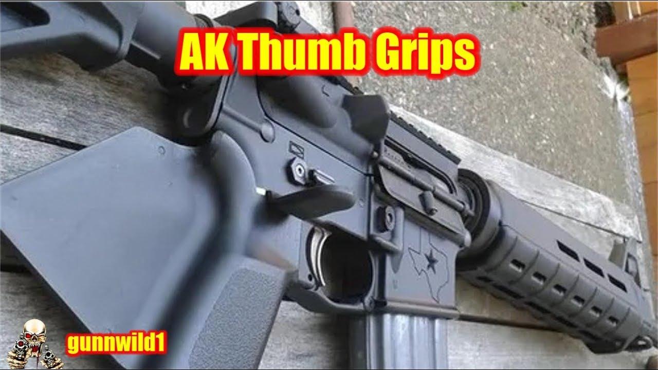 AK Thumb Grips