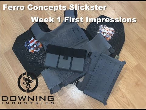 Ferro Concepts Slickster First Thoughts