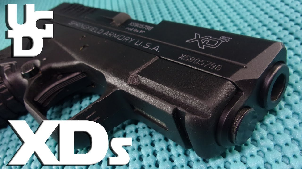 Springfield XDs 3.3 9mm 1st Look Review, can we forgive