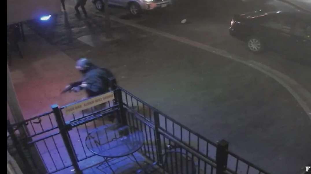 Dayton Police Take Down Shooter