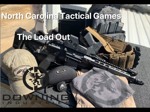 NC Tactical Games Load Out