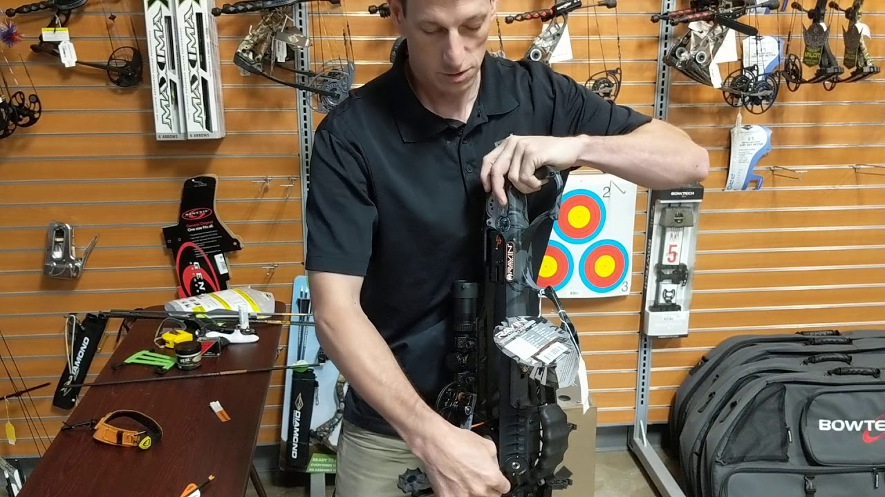 Cape Gun Works shows off the Ravin R-26 crossbow