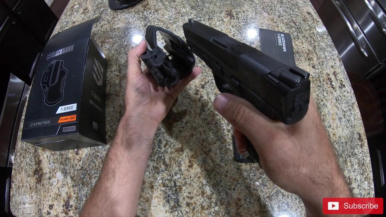 Blackhawk T Series Compact Unboxing