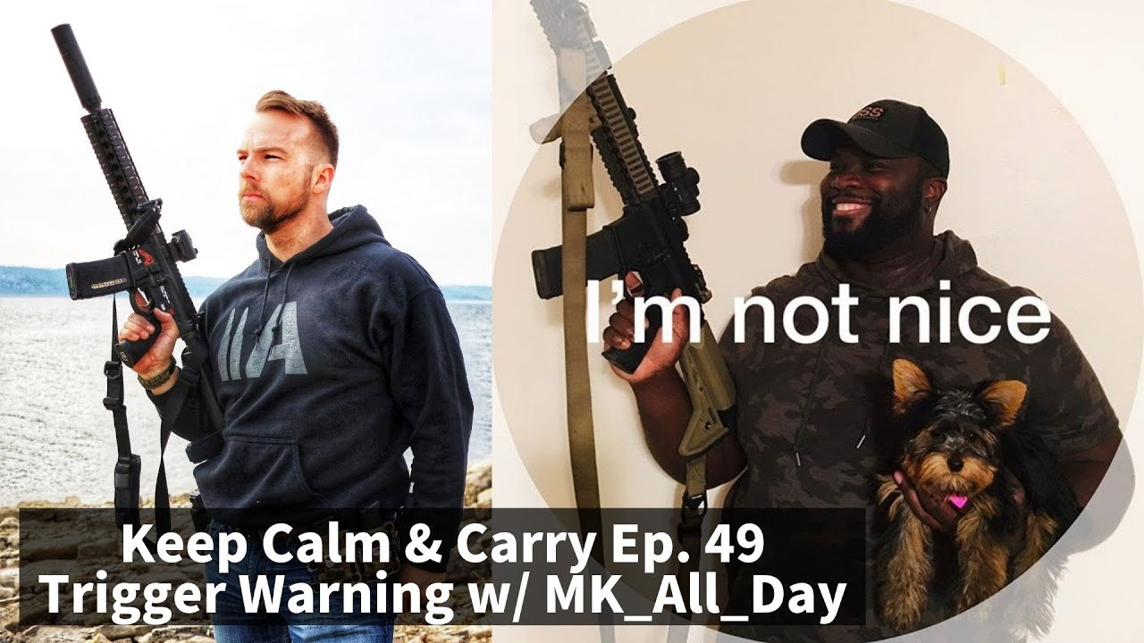 KC&C Ep. 49 -- Trigger Warnings w/ MK_All_Day