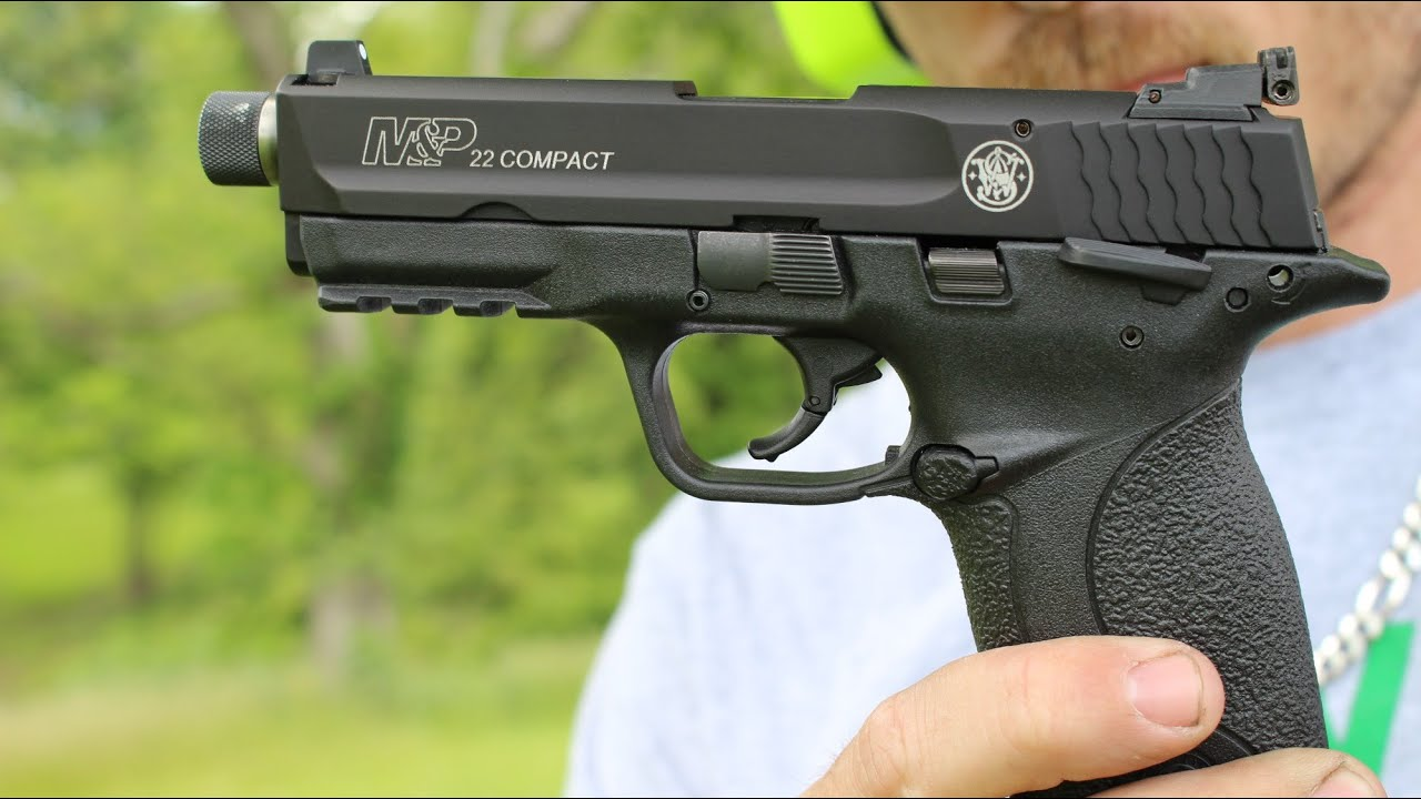 Smith & Wesson MP22 Compact 22lr review