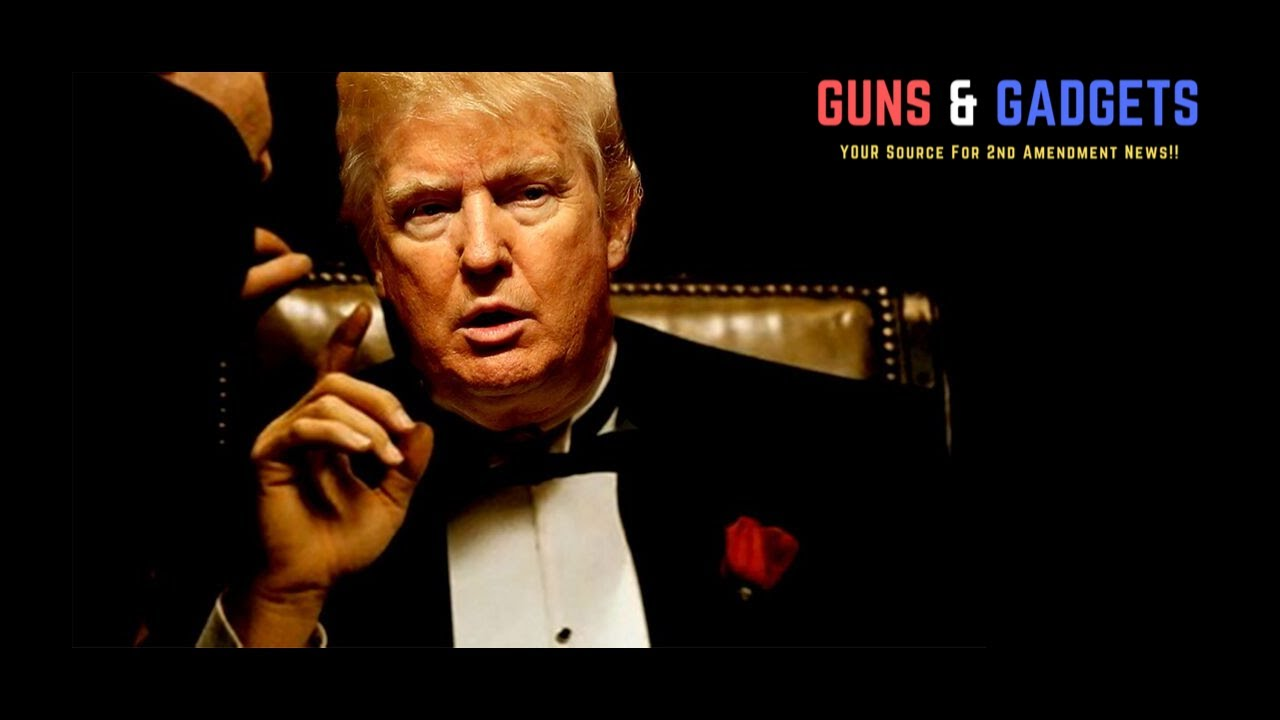 Trump To Announce New Gun Control This Week