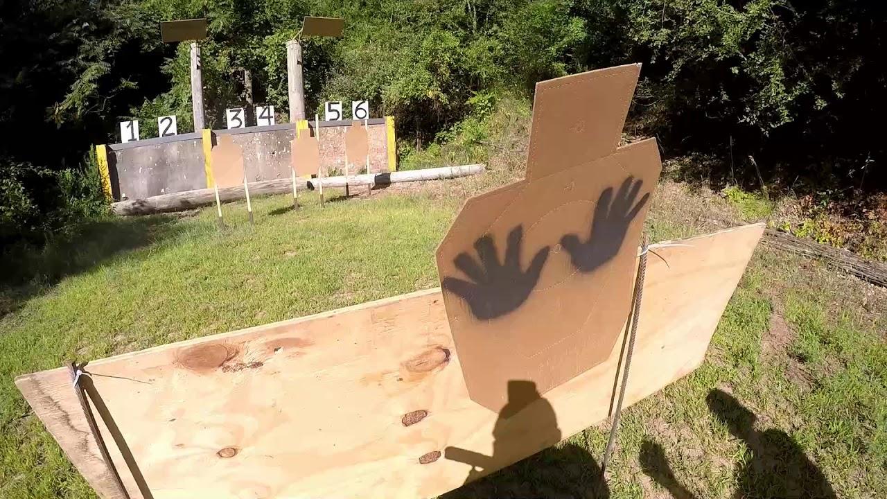 Defensive Pistol Shoot - Rockford Sportsman