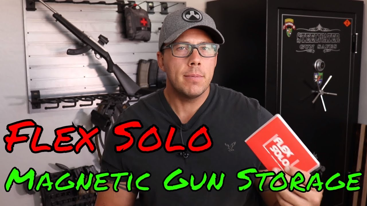 Gun Magnets Are They Strong Enough Flex Solo?