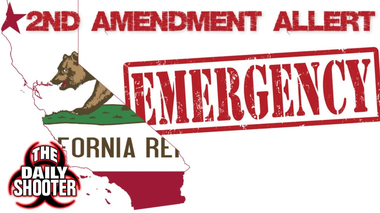 Urgent California 2A NEWS!
