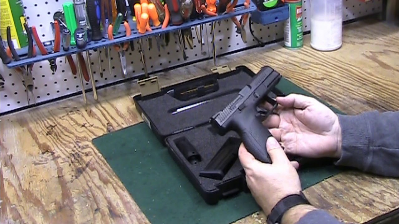 CZ P10C (The Good, the Bad and the Ugly)