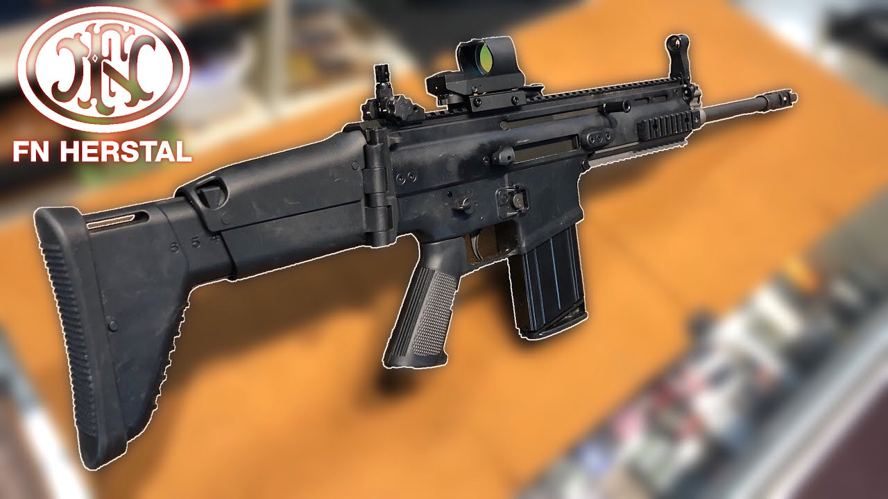 Will A $50 Reflex Sight Handle The SCAR17's Unusual Recoil Impulse