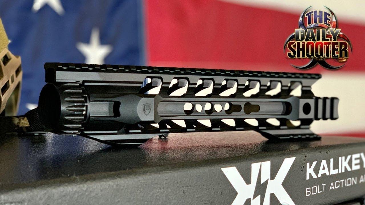 300 Blackout AR Pistol Project Update Fail