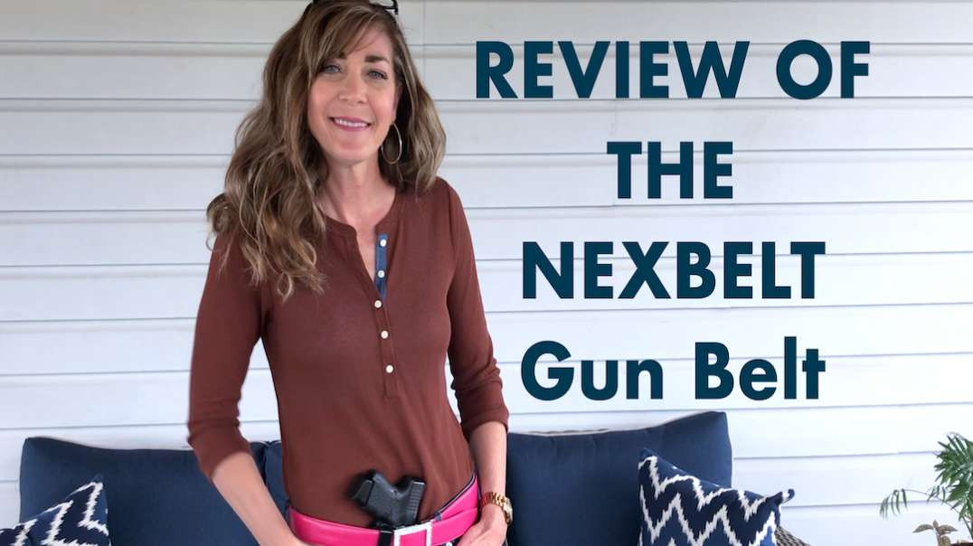 Review of the Nexbelt - Armed and Feminine.mp4