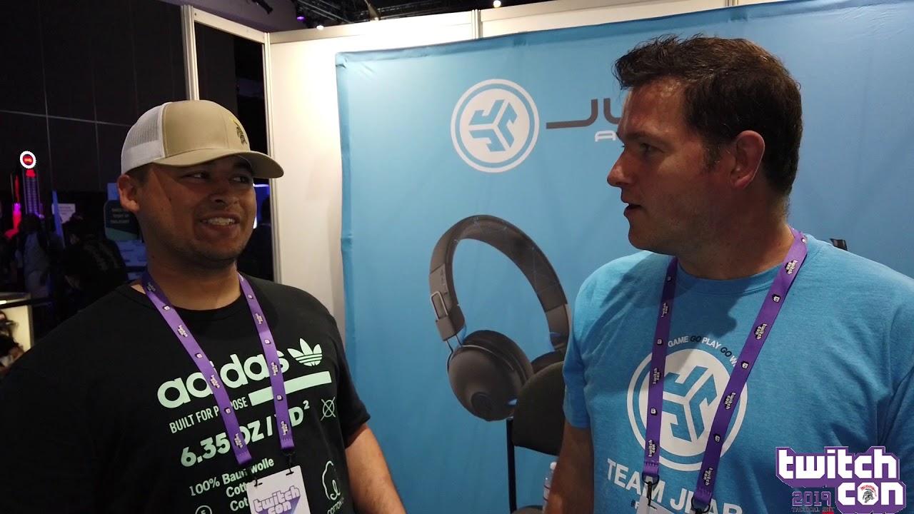 Jlab Audio Twitchcon 2019