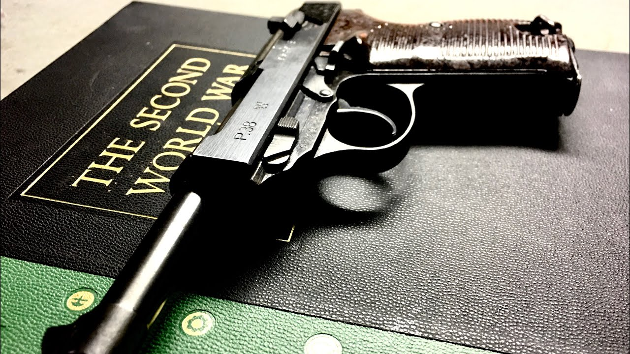 Walther P. 38 (1943)