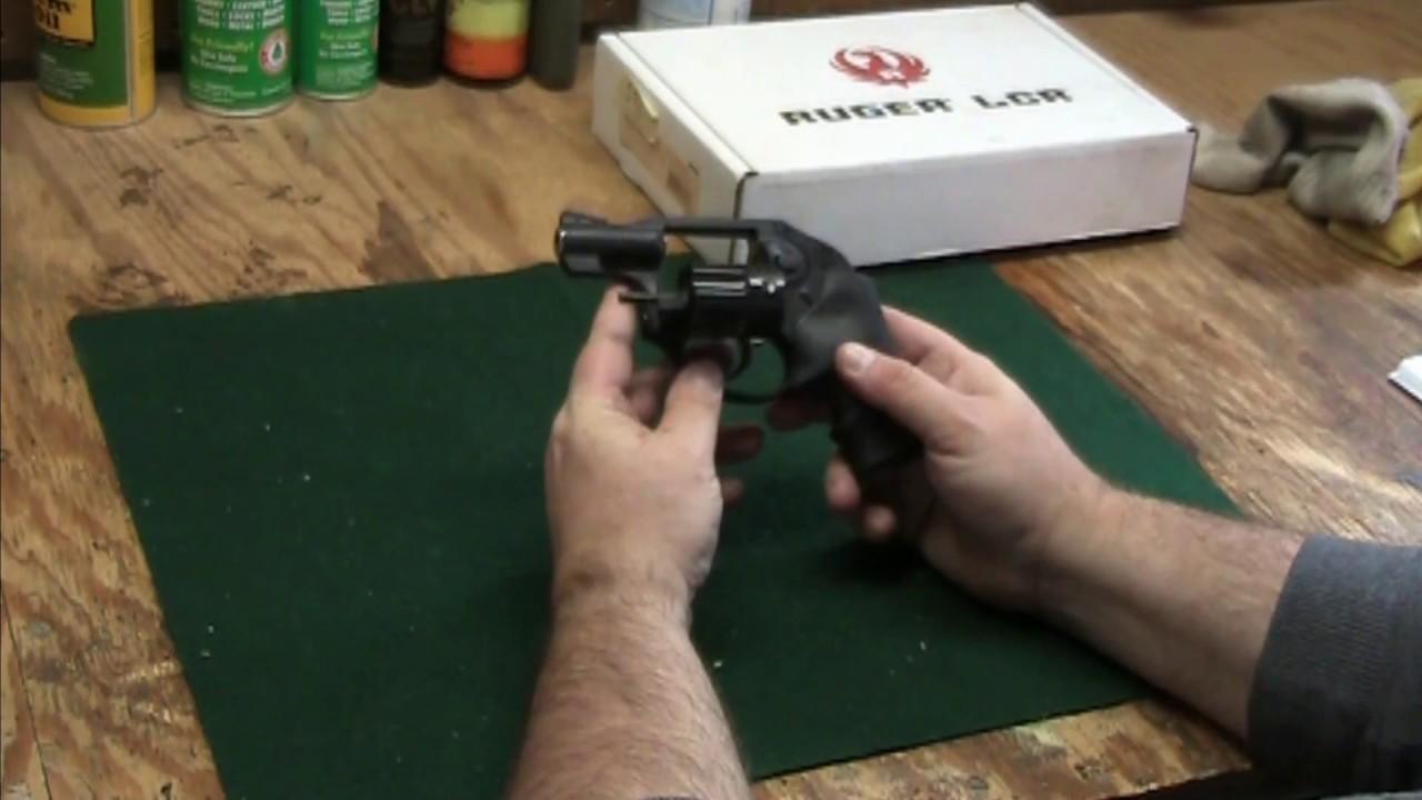 Ruger LCR in .357 Magnum