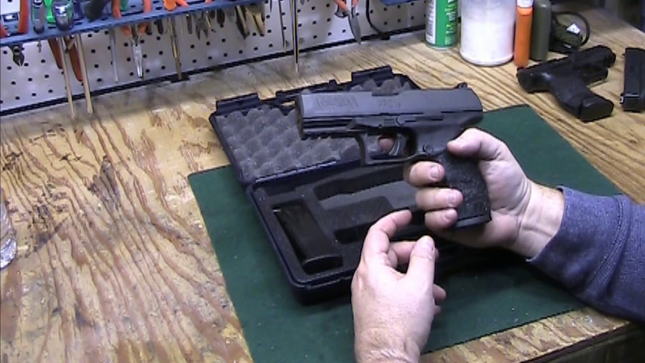 Walther PPQ45 (The Best 45 Pistol Ever?)