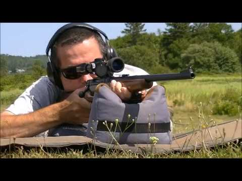 Testing the Lee C309-170-F Projectile