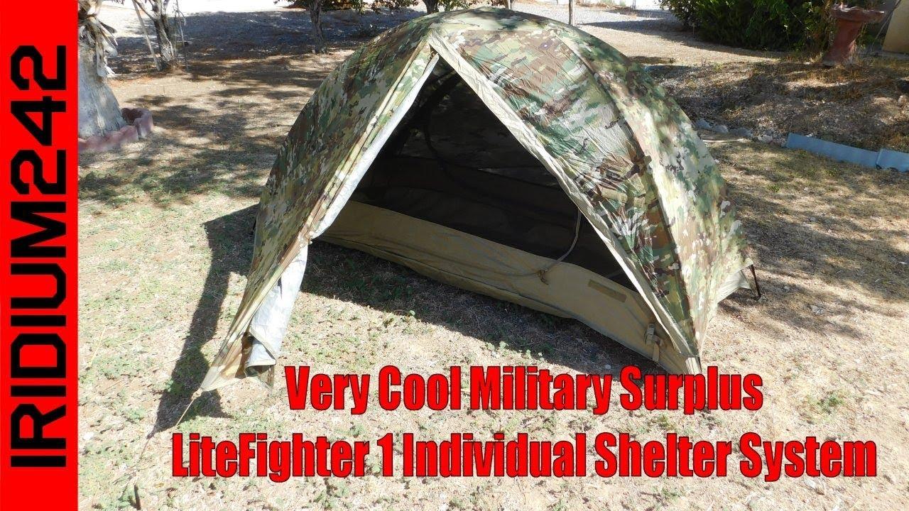 LiteFighter 1 Individual Shelter System