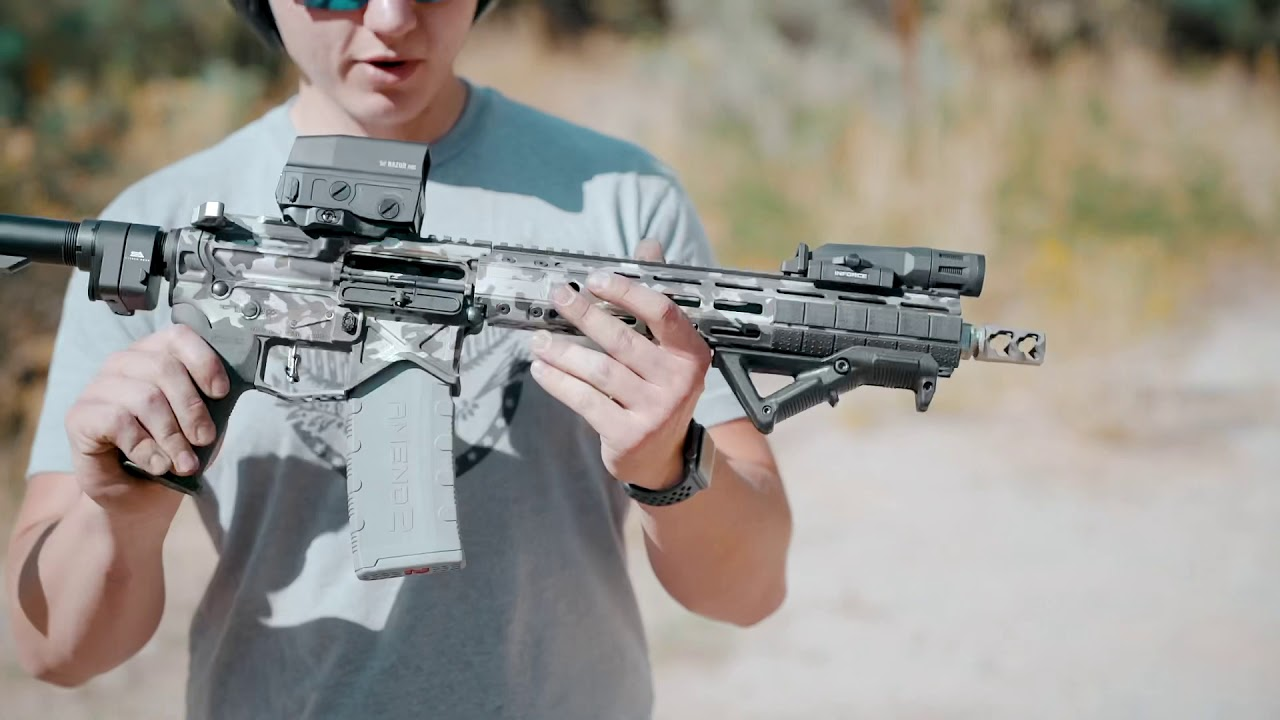 Is This The Coolest AR15?