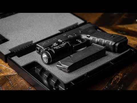 StopBox Handgun Retention Device | Best Budget Night Stand Safe??
