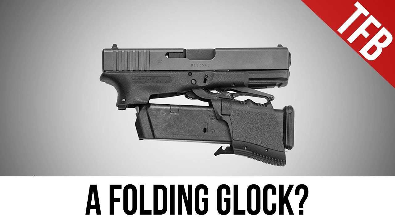The Folding Glock: Full Conceal Demo