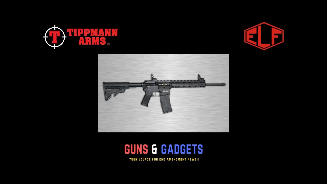 Tippmann Arms .22 Cal M4-22 Rifles: WOW