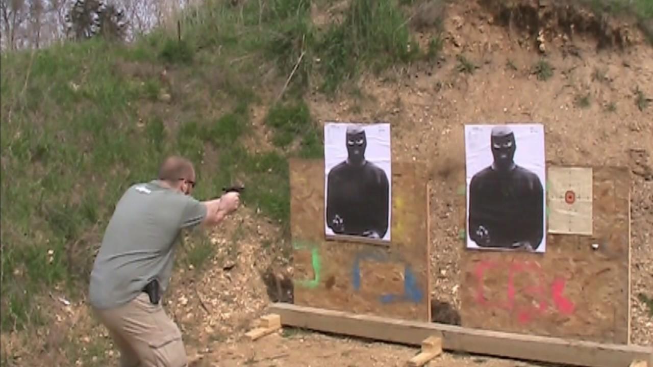 Glock 17 Gen3 RTF2  and C93 Sporter at the Range
