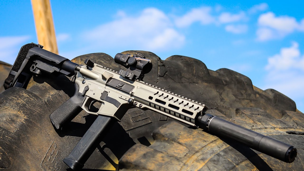 The 10MM AR Has Arrived: CMMG Banshee MK10