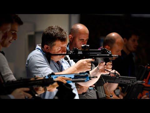 Литва - Оружейные Законы - с Геннадием