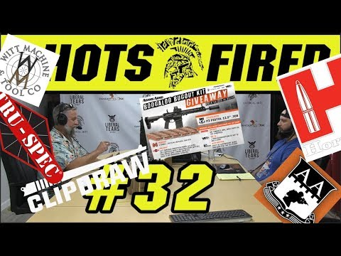 Shots Fired Ep. 32 1st Bumpstock Arrest, THOT Police and Social Credit WTF?