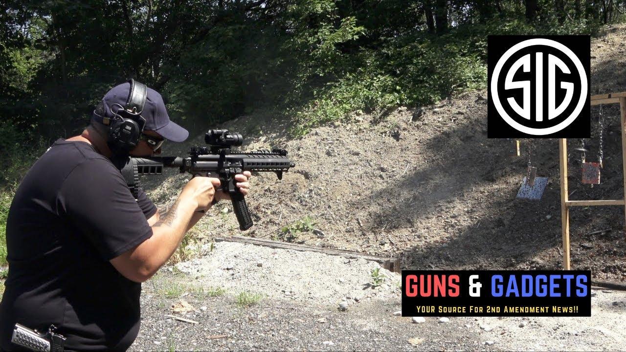 The Best 9mm SubGun? | SIG Sauer MPX Review (HD)