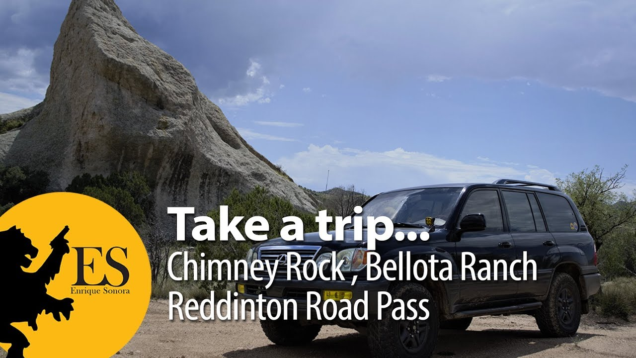 Take a Trip...Chimney Rock Bellota Ranch