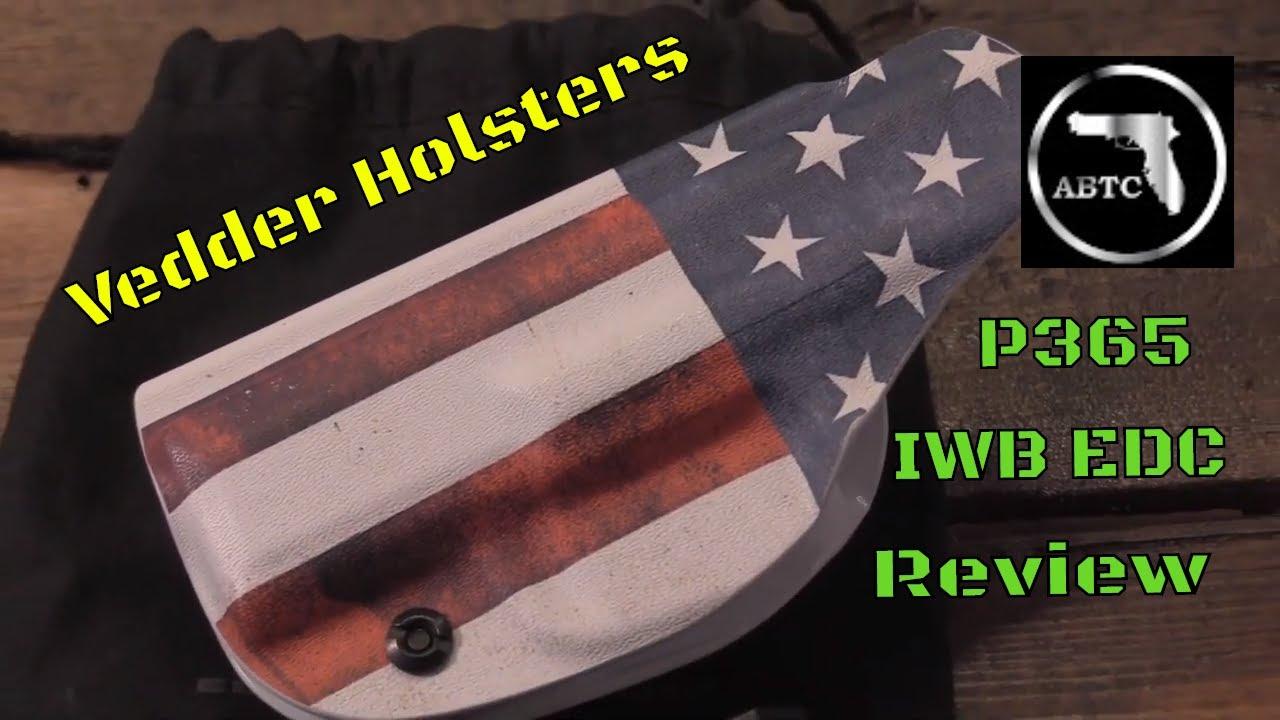 Vedder holster for the p365