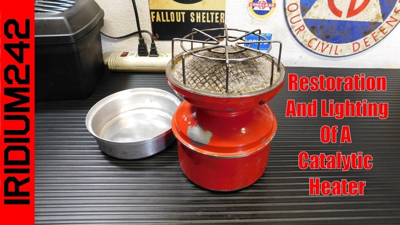 Bill Dodge Outdoorsmen Associates Catalytic Heater