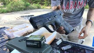 M&P Shield Torture Test