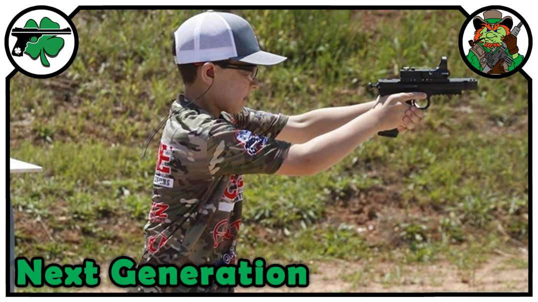 Max White Junior Competitor From Georgia - Next Generation Podcast
