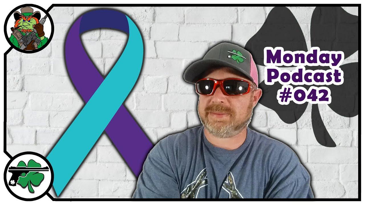 Michael Sodini, WTTA & Suicide Prevention Week
