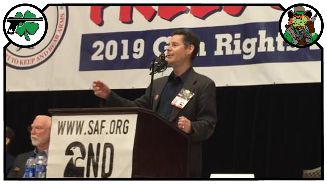We ARE The Gun Lobby - Jeff Knox Firearms Coalition - GRPC 2019
