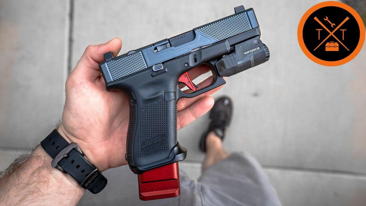 This Glock 19 Gen 5 Build Will Make You Drool...(Build List & Codes)