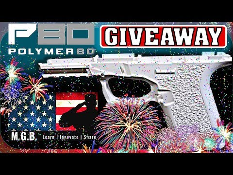 Polymer 80 Glock Celebration Giveaway