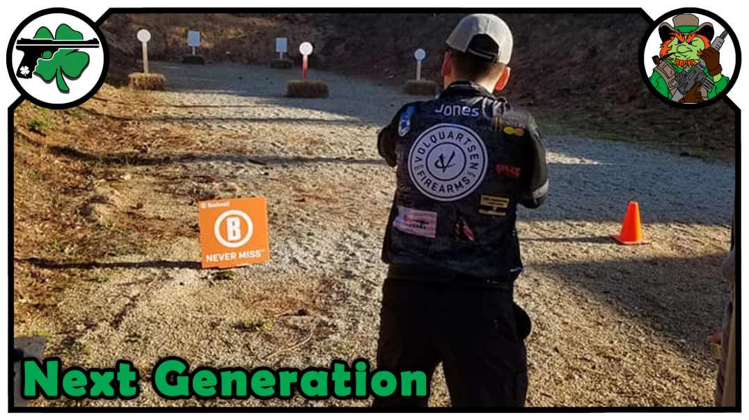 Brice Jones Junior Competitor - Next Generation Podcast