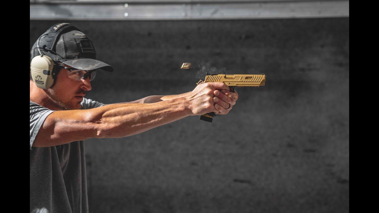 The Coolest Guns I've Ever Shot (GOLDEN STI COMBAT MASTER) - W/ ReadyGunner Blackbriar
