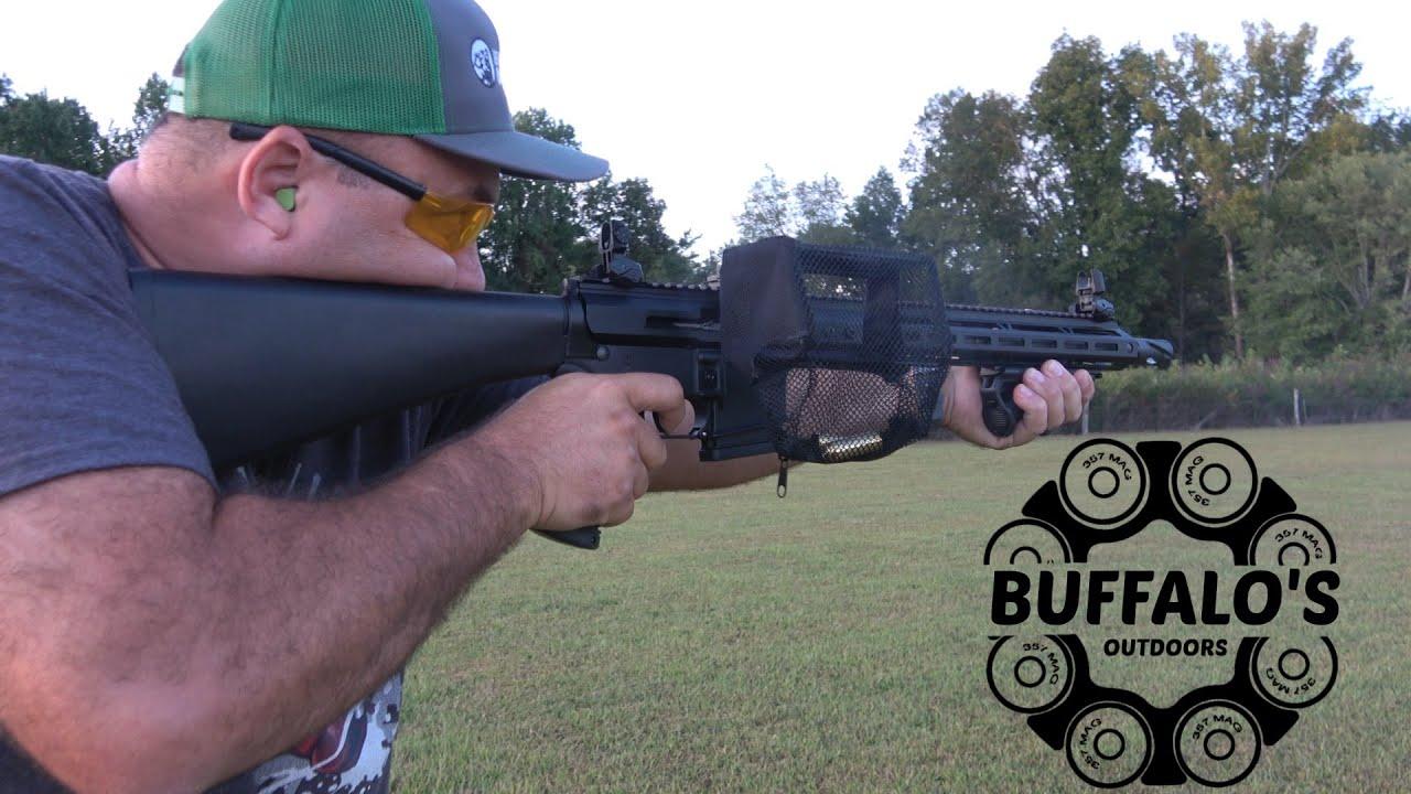 Brass Catcher for AR style firearms - XAegis