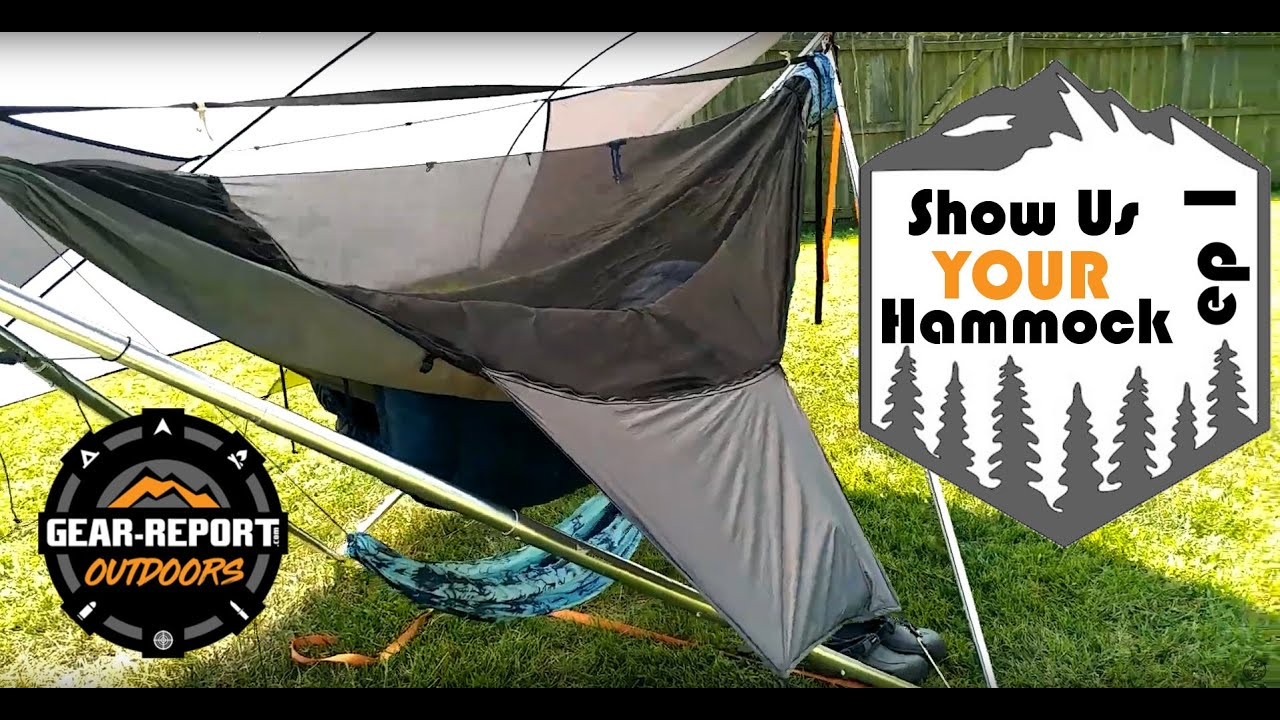 Show Us Your Hammock - Episode 1 & Intro