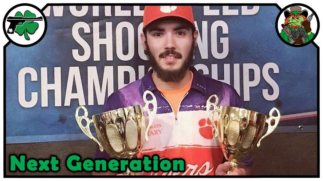 Ryan Flowers Clemson Action ShootinngTeam Member - Next Generation Podcast