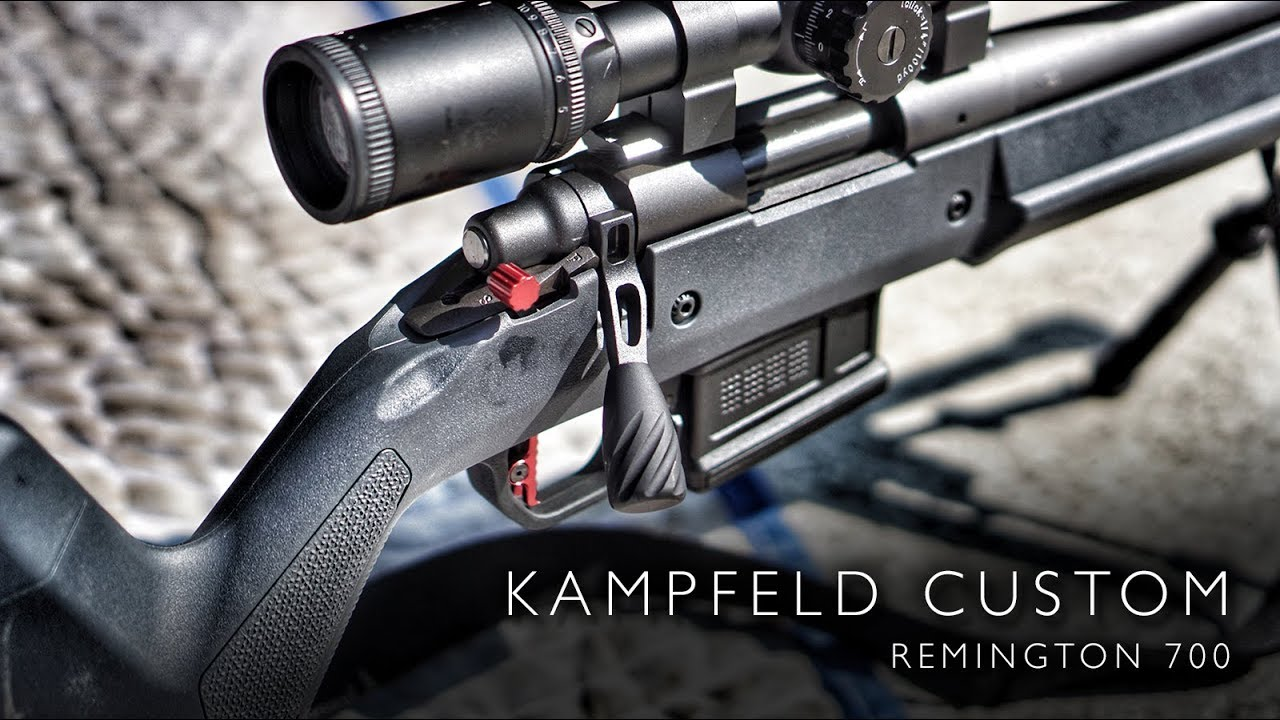 Kampfeld Custom Remington 700